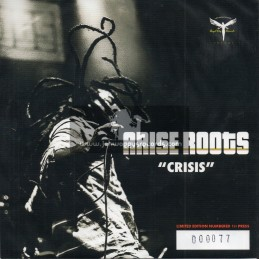 "Angel City Records-7""-Crisis / Arise Roots - Limited Numbered 1st Press"