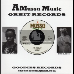 "Amussu Music-Orbit Records-7""-The Melody / L. Mignott"