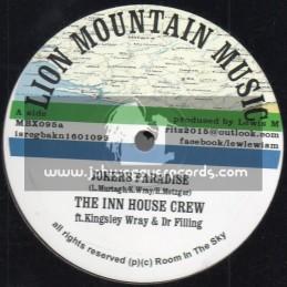 "Lion Mountain Music-10""-Jokers Paradise Ep / The Inn House Crew"