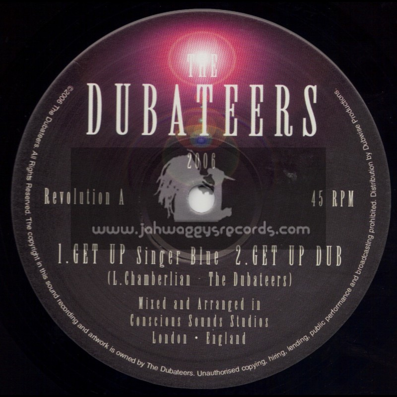 Dubateers(2006)Get Up-Singer Blue/Royal Dub