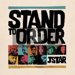 Jstar Records-Lp-Stand To Order / Jstar - Various Artist
