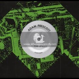 "ZamZam-7""-Fear / Adam Prescott Feat. Macka B"