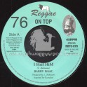 "Reggae On Top-7""-77-I Hail HiM / Barry Issac"