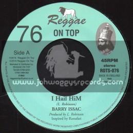 "Reggae On Top-7""-77-I Hail HiM / Barry Issac"