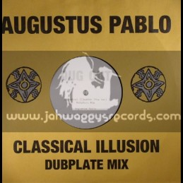 "Dug Out-10""-The Sun - Classical Illusion - Dubplate Mix / Augustus Pablo"
