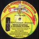 "Hiya Tones Records-10""-Ready Mission / Wayne McArthur And The Universal Players"
