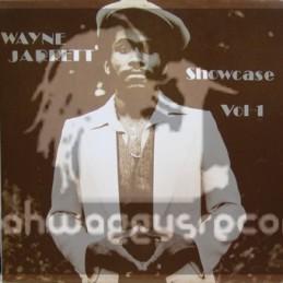 Wackies-Lp-Wayne Jarrett / Showcase Vol 1