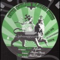 "King Shiloh Majestic Music-12""-Honour Rebel / Infinate + Behold / Kazam Davis + Wire Dem / Black Omolo - Dub Creator"