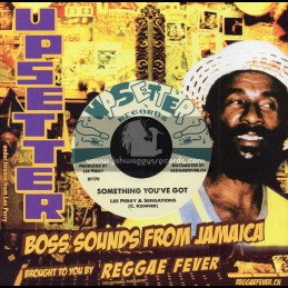 """Upsetter Records-7""""-Something You ve Got / Lee Perry And Sensations"""