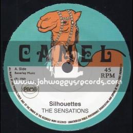 "Camel-7""-Silhouettes / The Sensations + Mr Blue / The Sensations"