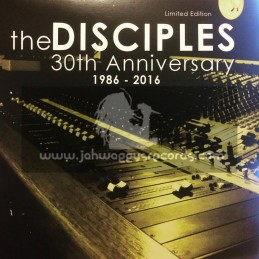 Digital Traders-Lp-The Disciples / 30th Anniversary - 1986 - 2016