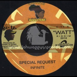 """Shamala Productions-7""""-Special Request / Infinate"""