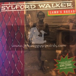 Greensleeves-Lp-Lambs Bread / Sylford Walker