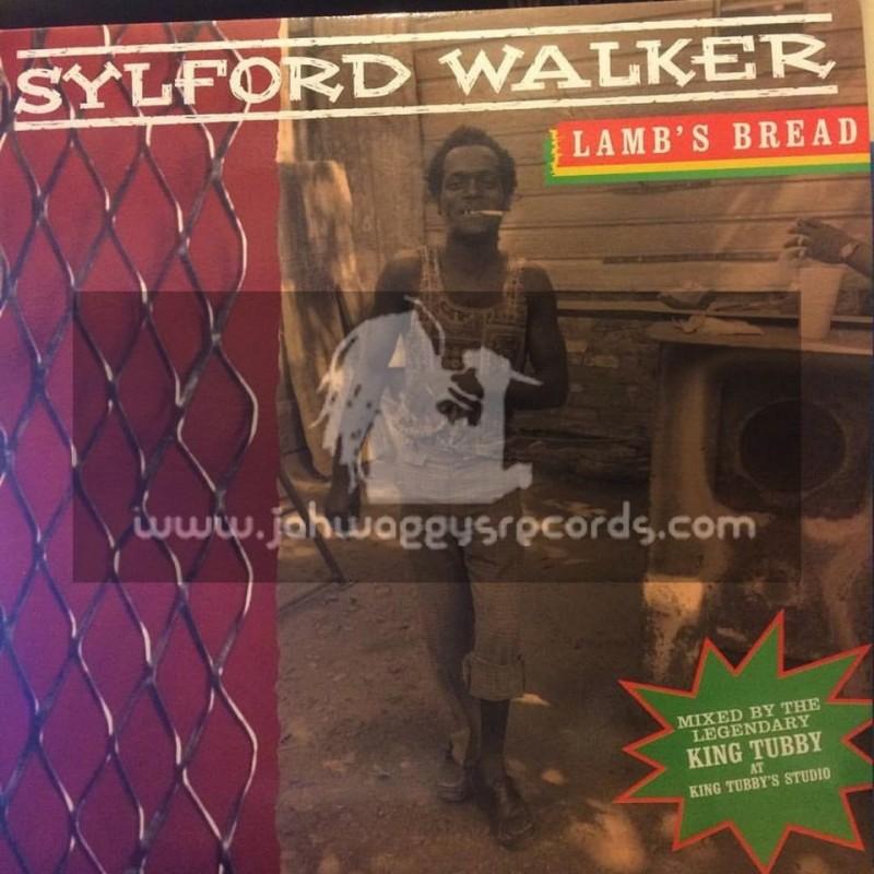 Greensleeves-Lp-Lambs Bread / Sylford Walker