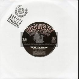 """Midnight Resistance-7""""-Test My Sound / Sleepy Wonder"""