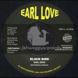 "Earl Love-Top Ranking Sound-7""-Black Bird / Earl Zero"