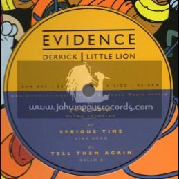 "Evidence Music-12""-Praise His Name Remix / Various Artists - Heal Them Riddim / Little John Sound"
