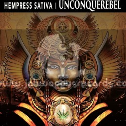 Conquering Lion Records-Lp-Unconquerebel / Hempress Sativa