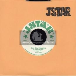 "Jstar Records-7""-Bad Boy Stepping / JStar ft. Ranking Joe"