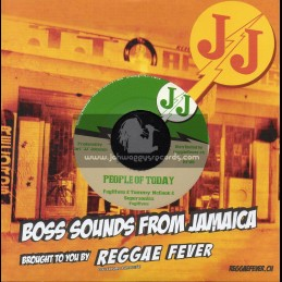 """J J-7""""-People Of Today + Baby Why / Fugitives & Tommy McCook & Supersonics"""