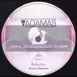 "Adamas-12""-Babylon / Prince Hammer"