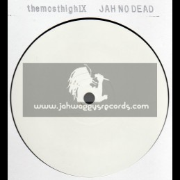 """Themosthigh-009-10""""-Jah No Dead / Burning Spear"""
