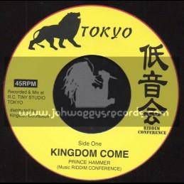 "Tokyo Connexion-7""-Kingdom Come / Prince Hammer + Kingdom Dub / Riddim Conference"