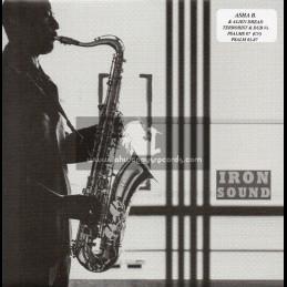 "Iron Sound Records-Psalms 87 Prod-7""-Terrorist / Asher B"