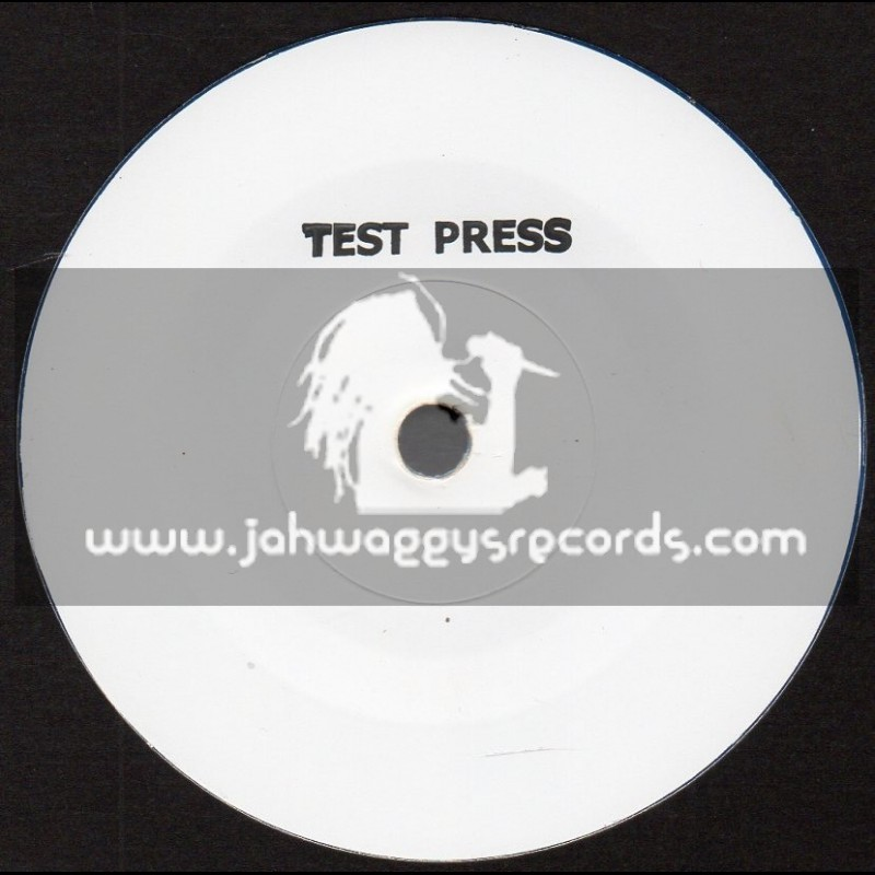 """Test Press-Germain-7""""-World Of Illusion / Cultural Roots"""