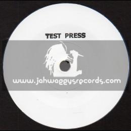 "Test Press-7""-Mandela Rock / Mafia & Fluxy"