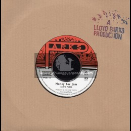 """Parks-Pressure Sounds-7""""-Money For Jam / Lloyd Parks"""