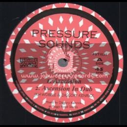 "Pressure Sounds-10""-Ascension / Jah Wobble & Diggory Kenrick"