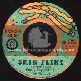 "Jump Up-7""-Skin Flint / Monty Neysmith And The Bishops + Fung Shu / Monty Neysmith And The Bishops"