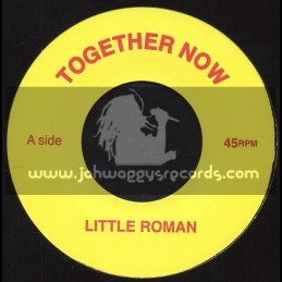 """Together Now-7""""-Together Now / Little Rowen"""