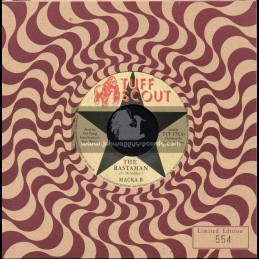 "Tuff Scout-7""-The Rastaman / Macka B + Logical Dub / G. Cang"