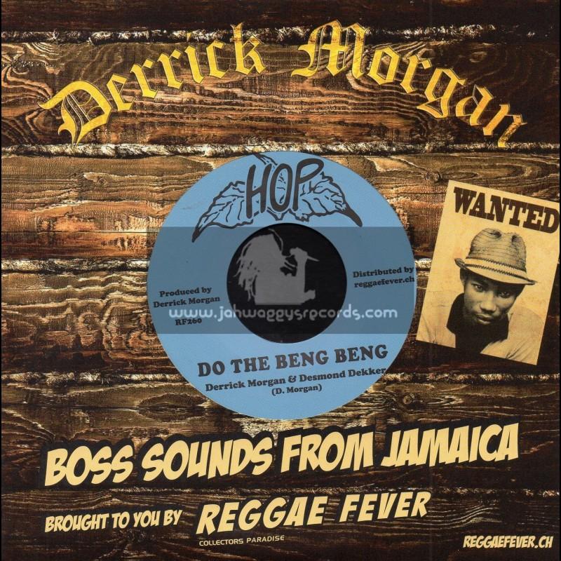 """Hop-7""""-Do The Beng Beng / Derrick Morgan And Desmond Decker + Express / Beverleys All Stars"""