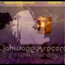 Aquarius-Lp-The Red Sea / Augustus Pablo And Friends