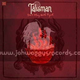 Sugar Shack Records-Lp-Don't Play With Fyah / Talisman
