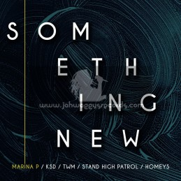 "Homeys Records-12""-Something New / Marina P - KSD - TWM - Stand High Patrol - Homeys"