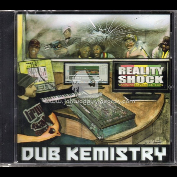Reality Shock-Cd-Dub Kemistry Feat. Mixes By Russ Disciples, Dougie Wardrop