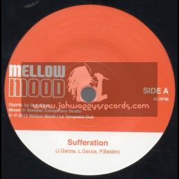 "Mellow Mood-7""-Sufferation / J. Garcia, L. Garcia & P. Baldini"