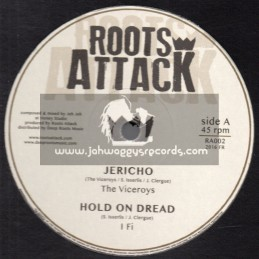 """Roots Attack-12""""-Jericho / Viceroys And I Fi + My Everything / Sista Jahan"""