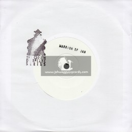 """Higher Regions Records-7""""-Warrior Of Jah / Mighty Prophet - The Crown Dubplate Series"""