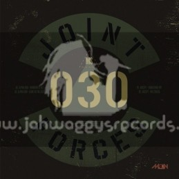 """Moonshine Recordings-12""""-Joint Forces / 030"""
