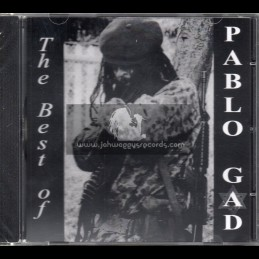 Reggae On Top-CD-The Best Of Pablo Gad