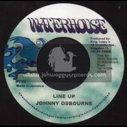 "WATERHOUSE-7""-LINE UP / JOHNNY OSBORNE"