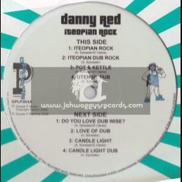 DANNY RED-ITEOPIAN ROCK-SIP A CUP EP