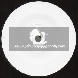 """Partial Records-7""""-Test Press-Children of the Father / Roots Crusaders"""