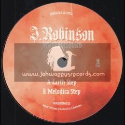 "Whodemsound-7""-Earth Step / J. Robinson"