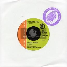 "Black Butcher-7""-Suffering Still / Laurel Aitken + Reggae 69 / Laurel Aitken"
